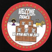 Ras Mykha meets Mr Zebre - Red Eyes / Red Dub / Remember / Remember The Dub (Belleville Int'l) 10""